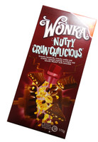 Wonka Nutty Crunchilicious, by Nestle,  and more Confectionery at The Professors Online Lolly Shop. (Image Number :5358)