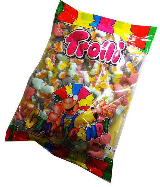Trolli Pingummi, by Trolli,  and more Confectionery at The Professors Online Lolly Shop. (Image Number :5399)