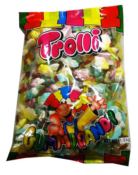 Trolli Playmouse, by Trolli,  and more Confectionery at The Professors Online Lolly Shop. (Image Number :7898)