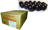 Fruit Choc Balls - Blackcurrant Black (10kg box)