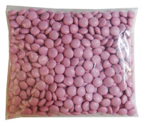 Single Colour M&M s - Light Pink, by Mars,  and more Confectionery at The Professors Online Lolly Shop. (Image Number :8277)