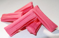 Fruit Sticks Minis - Pink Raspberry, by Other/Sweets of Gold,  and more Confectionery at The Professors Online Lolly Shop. (Image Number :5443)