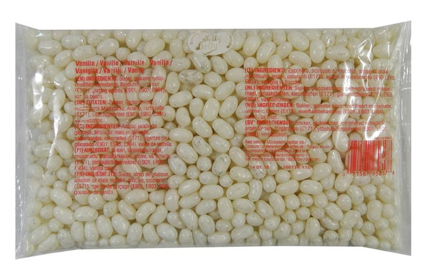 Jelly Belly - Gourmet Jelly Beans - French Vanilla, by Jelly Belly,  and more Confectionery at The Professors Online Lolly Shop. (Image Number :9160)