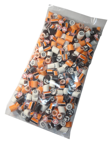 Rock Candy - Halloween Mix, by Designer Candy/Other,  and more Confectionery at The Professors Online Lolly Shop. (Image Number :5458)