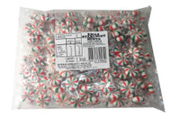 Starlight Mint Twists - Red, Green and White, by AIT Confectionery,  and more Confectionery at The Professors Online Lolly Shop. (Image Number :5484)