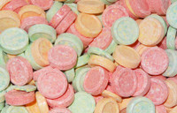UFO Discs, by Dollar Sweets/Other,  and more Confectionery at The Professors Online Lolly Shop. (Image Number :5506)