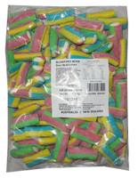 Blowpipes Bites - Sour Multicolour, by AIT Confectionery,  and more Confectionery at The Professors Online Lolly Shop. (Image Number :7932)