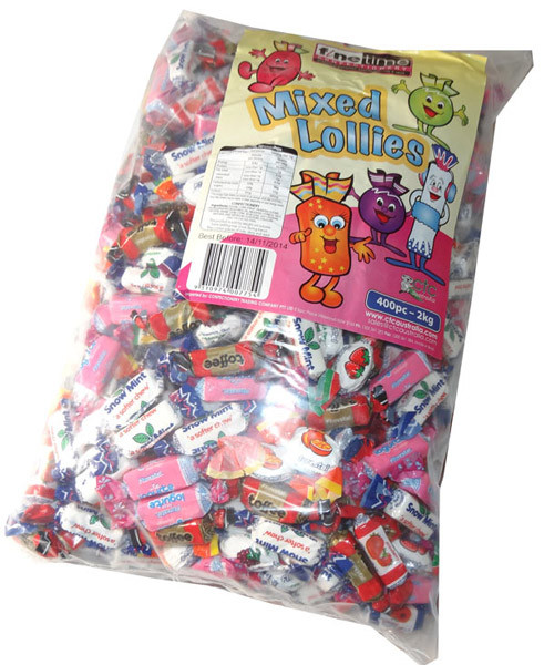 Finetime Mixed Lollies, by FineTime,  and more Confectionery at The Professors Online Lolly Shop. (Image Number :5537)