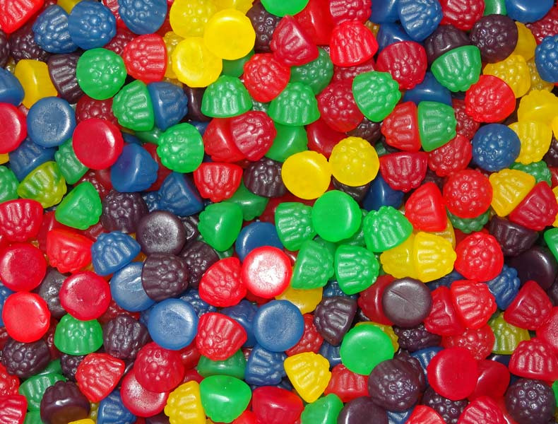Mixed Berries - Cadbury Fresha, by Cadbury/Cadbury Fresha,  and more Confectionery at The Professors Online Lolly Shop. (Image Number :5550)