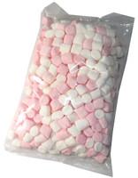 Betta Mini Marshmallows Pink and White (200g bag)