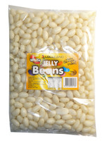 Lolliland Jelly Beans - White, by Lolliland,  and more Confectionery at The Professors Online Lolly Shop. (Image Number :7916)