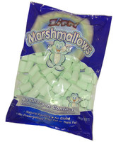 Zippi Marshmallows - Green (1kg bag)