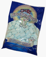 Zippi Marshmallows - Blue (1kg bag)