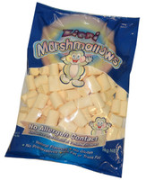 Zippi Marshmallows - Orange (1kg bag)