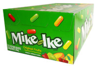 Mike and Ike - Original Fruits, by Mike and Ike,  and more Confectionery at The Professors Online Lolly Shop. (Image Number :6271)