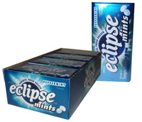 Eclipse Mints Peppermint, by Wrigley,  and more Confectionery at The Professors Online Lolly Shop. (Image Number :6493)