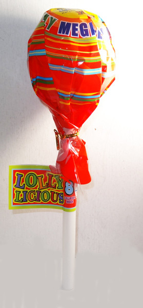 Lolly Licious Mega Pop, by Lolly Mania,  and more Confectionery at The Professors Online Lolly Shop. (Image Number :6324)