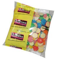 Finetime Assorted White Choc Jewels (1kg bag)