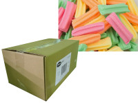 Fyna Mini Fruit Sticks, by Fyna Foods,  and more Confectionery at The Professors Online Lolly Shop. (Image Number :7589)