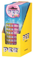 Pez Refills - Fizzy Blister, by Pez,  and more Confectionery at The Professors Online Lolly Shop. (Image Number :6966)
