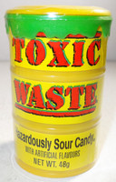 Toxic Waste Drum, by Candy Brokers,  and more Confectionery at The Professors Online Lolly Shop. (Image Number :6648)