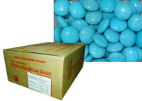 Choc Drops - Light Blue, by Confectionery House,  and more Confectionery at The Professors Online Lolly Shop. (Image Number :8770)