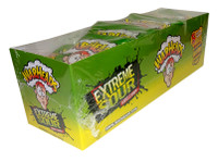 Warheads Extreme Sour Candy Hang Sell Bags, by Warheads,  and more Confectionery at The Professors Online Lolly Shop. (Image Number :9783)