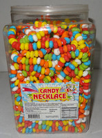 Candy Necklace, by Candy Brokers,  and more Confectionery at The Professors Online Lolly Shop. (Image Number :6757)