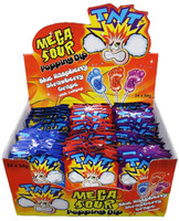 TNT Mega Sour Popping Dip with Lollipop, by TNT,  and more Confectionery at The Professors Online Lolly Shop. (Image Number :6977)
