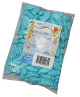 Metford Pastel Blue Jelly Babies, by Metford Confectionery,  and more Confectionery at The Professors Online Lolly Shop. (Image Number :6764)