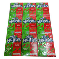 Wild About Nerds - What-A-Melon and So Very Cherry, by Wonka,  and more Confectionery at The Professors Online Lolly Shop. (Image Number :9644)