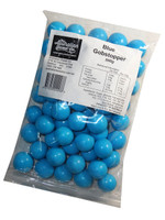 Gobstoppers - Blue, by The Australian Sweet Company,  and more Confectionery at The Professors Online Lolly Shop. (Image Number :6779)