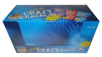 TNT Sour Crazy Crackles, by AIT Confectionery/TNT,  and more Confectionery at The Professors Online Lolly Shop. (Image Number :6916)