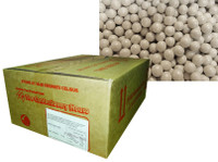 Shimmer Choc Balls - Pearly White (10kg)