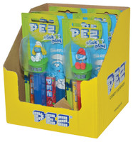 Pez Candy Dispensers - Smurfs, by Pez,  and more Confectionery at The Professors Online Lolly Shop. (Image Number :7519)