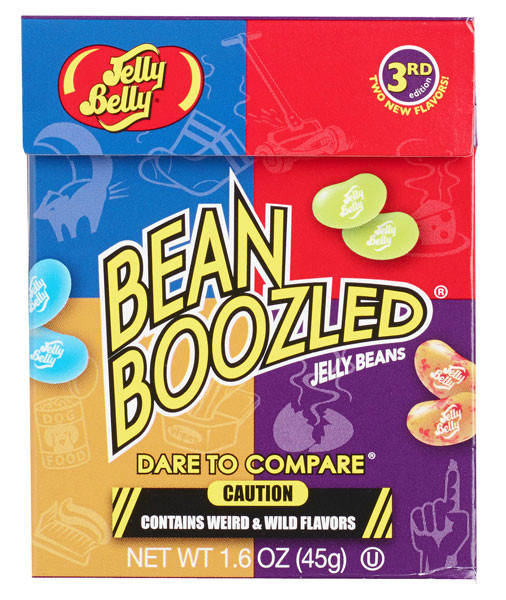 Bean Boozled - Jelly Belly - Jelly Beans, by Jelly Belly,  and more Confectionery at The Professors Online Lolly Shop. (Image Number :6958)