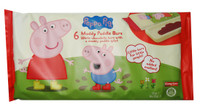 Peppa Pig Muddy Puddle Bars (30 x 72g packs)