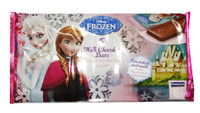 Disney Frozen Milk Chocolate Bars (30 x 72g packs)