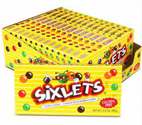 Sixlets Candy Box, by Sixlets,  and more Confectionery at The Professors Online Lolly Shop. (Image Number :7079)