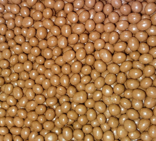 Milk Chocolate Coffee Beans, by Robern Menz,  and more Confectionery at The Professors Online Lolly Shop. (Image Number :7229)