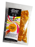 Gourmet Peanut Brittle, by The Australian Sweet Company,  and more Confectionery at The Professors Online Lolly Shop. (Image Number :7444)