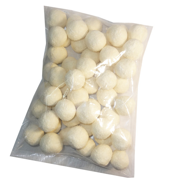 Large Apricot Balls, by Robern Menz,  and more Snack Foods at The Professors Online Lolly Shop. (Image Number :7395)