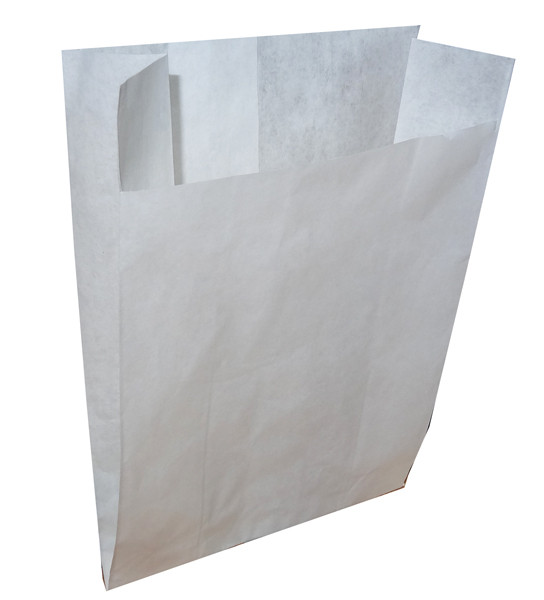 White Paper Small Lolly Bags and more Partyware at The Professors Online Lolly Shop. (Image Number :7624)