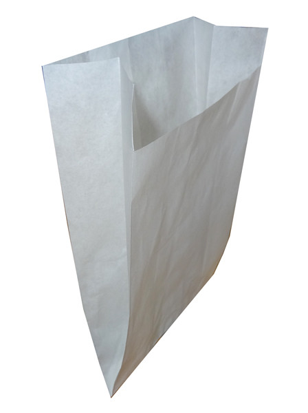 White Paper Small Lolly Bags and more Partyware at The Professors Online Lolly Shop. (Image Number :7625)