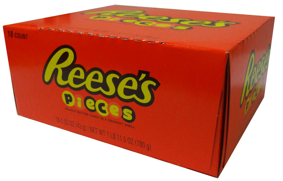 Reeses Pieces, by Reeses,  and more Confectionery at The Professors Online Lolly Shop. (Image Number :7482)