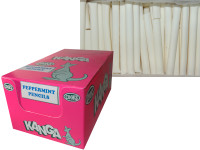 Peppermint Pencils, by Cooks Confectionery,  and more Confectionery at The Professors Online Lolly Shop. (Image Number :7588)