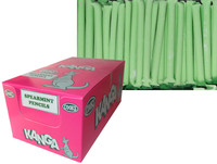 Spearmint Pencils, by Cooks Confectionery,  and more Confectionery at The Professors Online Lolly Shop. (Image Number :7577)