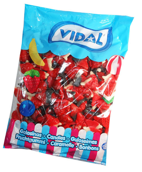 Vidal Red Devils, by Candy Brokers/vidal,  and more Confectionery at The Professors Online Lolly Shop. (Image Number :7515)