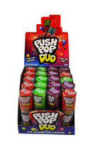 Push Pops Duo, by Myriad Marketing,  and more Confectionery at The Professors Online Lolly Shop. (Image Number :7675)