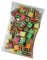 Prydes Licorice Allsorts, by Pryde Confectionery,  and more Confectionery at The Professors Online Lolly Shop. (Image Number :7681)